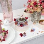 Upcycling: Kerzenhalter aus alten Deckeln selber machen